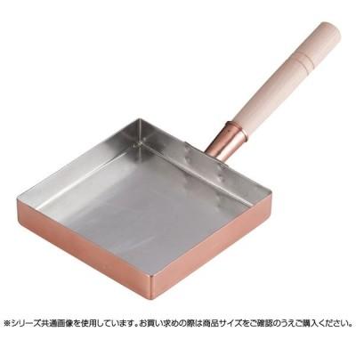 遠藤商事 SA 銅 玉子焼 関東型 18cm BTM01018 6-0488-0102