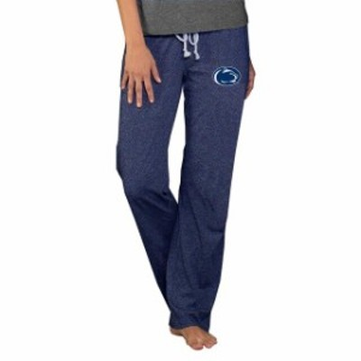 Concepts Sport コンセプト スポーツ スポーツ用品  Penn State Nittany Lions Concepts Sport Womens Quest Knit Pants - Navy