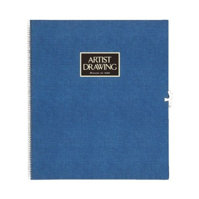 【まとめ割】マルマン MARUMAN スケッチ アーチストメダリオン F10 ブルー S60A-02 / 3セット