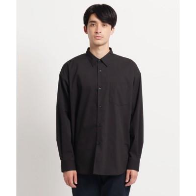 OPAQUE.CLIP(オペークドットクリップ)タイプライターバイオシャツ