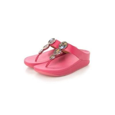 フィットフロップ アウトレット fitflop outlet HALO FLOWERCRUSH (Psychedelic Pink)