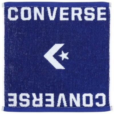 コンバース 8F_ジャガードハンドタオル (CB182902) [色 : ネイビー/ホワイト]