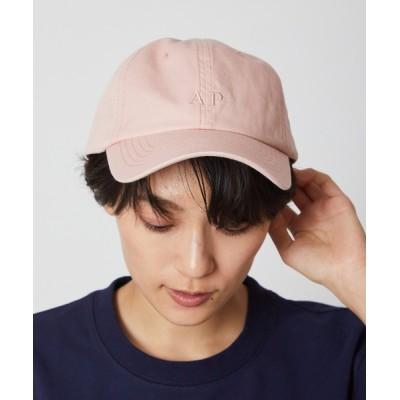 arnold palmer / コットンツイルキャップ WOMEN 帽子 > キャップ