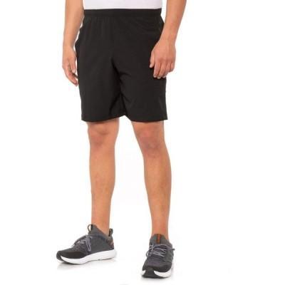 ハインド Hind メンズ ショートパンツ ボトムス・パンツ Stretch-Woven Shorts - 9 Black