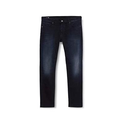 G-Star RAW(ジースターロゥ) 3301 Slim Jeans メンズ スリム ジーンズ (Dark Aged W27 / L32)