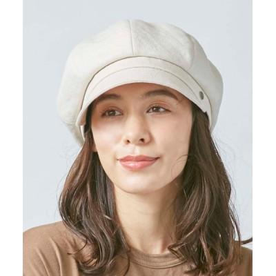 OVERRIDE / 【override】Safilin Linen Cas / 【オーバーライド】サンフィラン リネン キャス WOMEN 帽子 > キャスケット