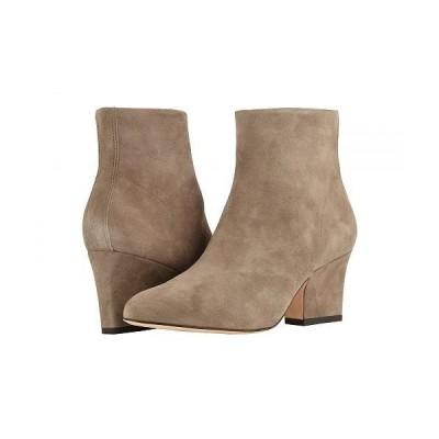 Johnston & Murphy ジョーンストンアンドマーフィー レディース 女性用 シューズ 靴 ブーツ アンクルブーツ ショート Danni - Light Taupe Italian Suede