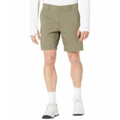 コロンビア メンズ ハーフパンツ・ショーツ ボトムス Brentyn Trail¢ Cargo Shorts Stone Green