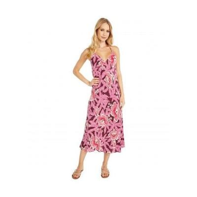 EQUIPMENT イクイップメント レディース 女性用 ファッション ドレス Allianna Dress - Red/Violet Multi