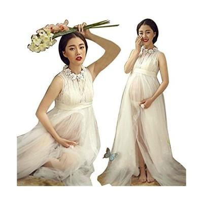 マタニティ フォト ドレス 衣装 写真 撮影 幸せのマタニティフォト撮影用衣装