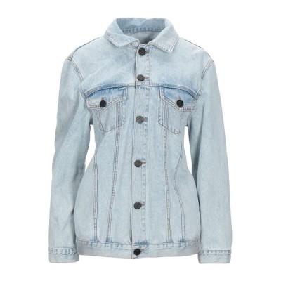 GAeLLE Paris デニムブルゾン  レディースファッション  ジャケット  ブルゾン、ジャンバー ブルー