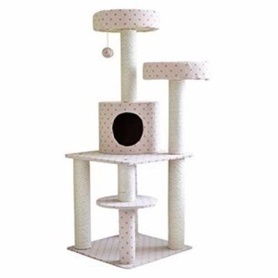 ペット用品 猫クライミングフレーム猫スクラッチボード猫木猫のおもちゃ猫 (中古品)