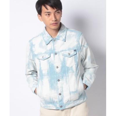 【AG Jeans】 DART JACKET CONVERGED POLAR SKY メンズ LTBLUE XS AG Jeans