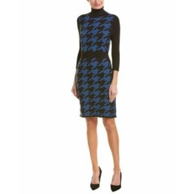 Anne Klein アンクライン ファッション ドレス Anne Klein Sheath Dress Xs Blue