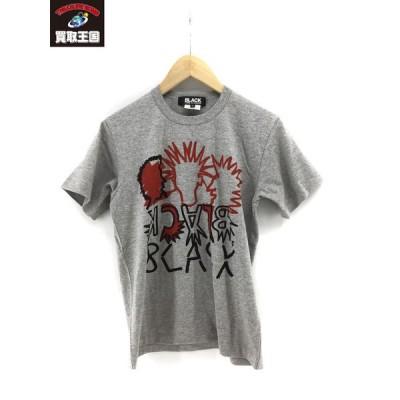 BLACK COMME des GARCONS Tシャツ (S)