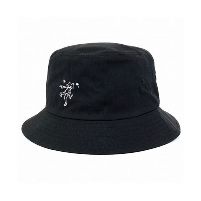 OVERSTATE HAT <BLACK>