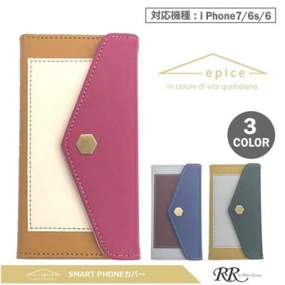 iPhoneSE 手帳型 ケース おしゃれ SE2 ケース iPhone8 ケース スマホケース iPhoneケース ブランド epice 宅配便 送料無料