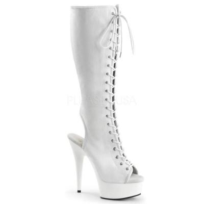 セクシー ニーハイ 厚底 ブーツ プリーザー Pleaser DELIGHT-2016 Knee High Boots Platforms (Exotic Dancing)