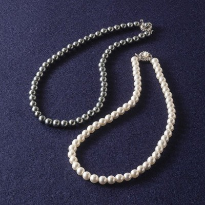 ネックレス2本セット (H1075)