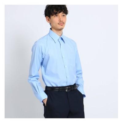 【タケオキクチ/TAKEO KIKUCHI】 マイクロドットブロードシャツ[ メンズ トップス シャツ ビジネス 結婚式 ノンアイロン ]