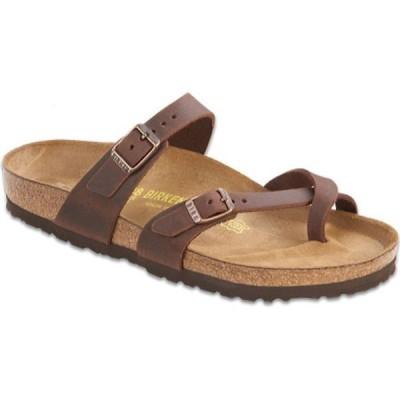 ビルケンシュトック Birkenstock レディース サンダル・ミュール シューズ・靴 Mayari Oiled Leather Sandal Habana Oiled Leather