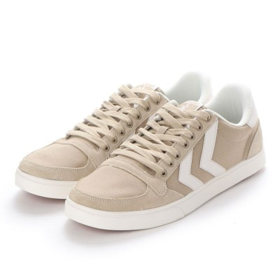 ヒュンメル hummel ヒュンメル Slimmer Stadil Canvas low 205900 9 (BEIGE)