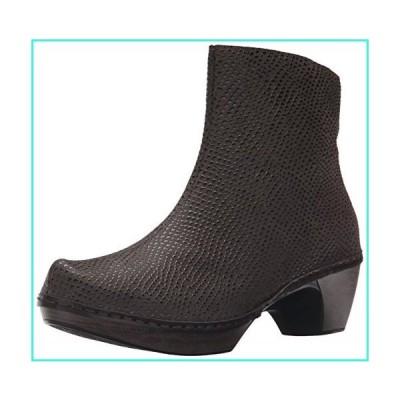 【新品】NAOT Women's Almeria Ankle Bootie, Brown, 37 EU/6 M US(並行輸入品)