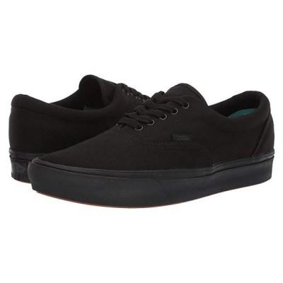 バンズ ComfyCush Era メンズ スニーカー 靴 シューズ (Classic) Black/Black