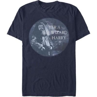 フィフス サン Fifth Sun メンズ Tシャツ トップス Yer A Wizard Short Sleeve Crew T-shirt Navy