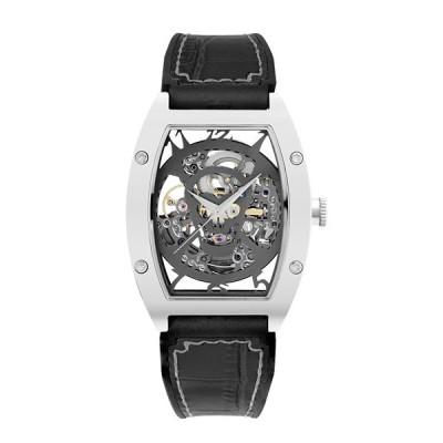 アルカフトゥーラ 978FBK  メカニカルスケルトン トノー 自動巻き 腕時計 メンズ ARCAFUTURA
