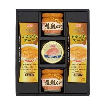 缶詰・びん詰・ふかひれスープセット B5092070