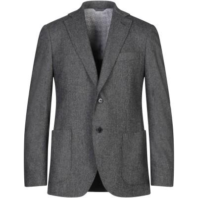 TOMBOLINI テーラードジャケット グレー 50 バージンウール 75% / ナイロン 25% テーラードジャケット