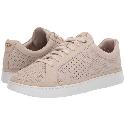 アグ UGG メンズ スニーカー ローカット シューズ・靴 Cali Sneaker Low Perf White Cap
