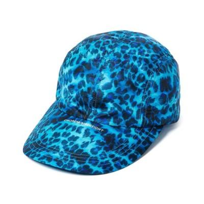 THE CRIMIE / LEOPARD LONG BILL CAP MEN 帽子 > キャップ