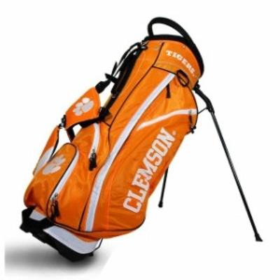 Team Golf チーム ゴルフ スポーツ用品  Clemson Tigers Fairway Stand Golf Bag
