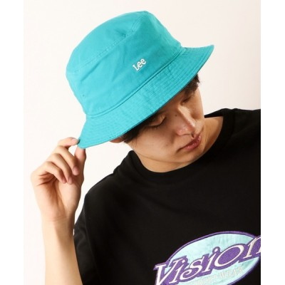FUNALIVE / 【Lee】COLOR BUCKET COTTON TWILL カラーバケット コットンツイル バケットハット WOMEN 帽子 > ハット