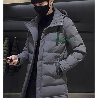 中綿ジャケット 秋 カジュアル 中綿コート ファション キルティングコート アウター メンズ 冬 ショートコート 厚手 長袖