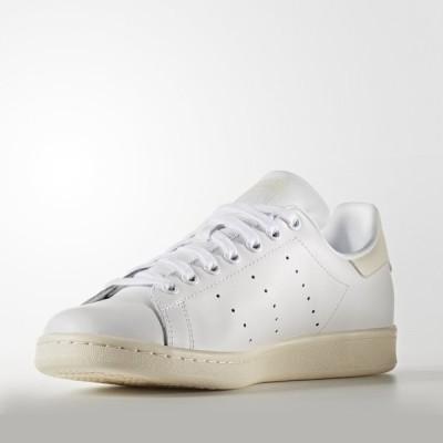 adidas【アディダス】 Stan Smith レディース&メンズ スタンスミス 【BY8687】 ホワイト/チョークホワイト