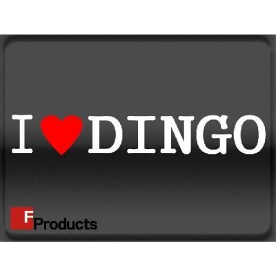 Fproducts アイラブステッカー/DINGO/アイラブ ディンゴ