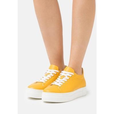 レディース 靴 シューズ SLFHAILEY TRAINER - Trainers - citrus