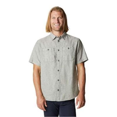 マウンテンハードウェア メンズ シャツ トップス Mountain Hardwear Men's Piney Creek SS Shirt