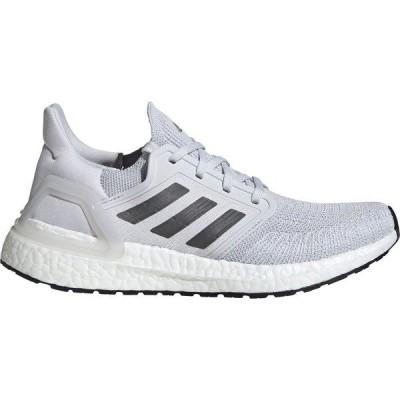 アディダス シューズ レディース ランニング adidas Women's Ultraboost 20 Running Shoes Grey/White