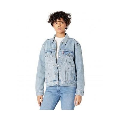 Levi's(R) Premium リーバイス レディース 女性用 ファッション アウター ジャケット コート ジージャン Premium Ex Boyfriend Trucker - For Real