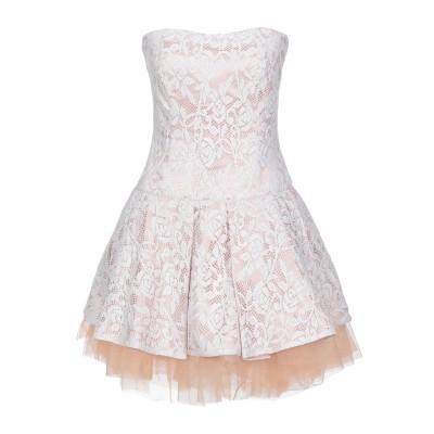 LA KORE ミニワンピース&ドレス ホワイト 0 コットン 100% ミニワンピース&ドレス