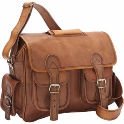 Sharo Leather Bags  ファッション バッグ Sharo Leather Bags Satchel - Dark Brown Cross-Body Bag NEW