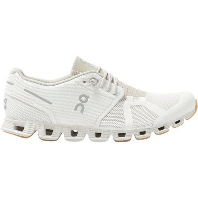 オン ランニング スニーカー レディース シューズ Cloud Shoe - Women's White/Sand