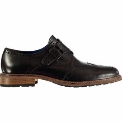 ファイヤートラップ Firetrap メンズ 革靴・ビジネスシューズ シューズ・靴 Stamford Shoes Black