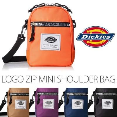 Dickies ディッキーズ LOGO ZIP ミニショルダー ショルダーバッグ 14038900