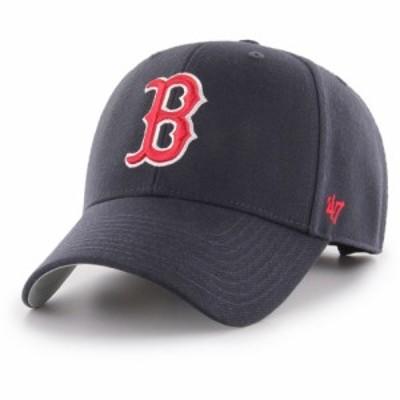 フォーティセブン 47 メンズ キャップ 帽子  Boston Red Sox MVP Adjustable Hat