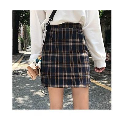 チェックスカート レディース チェック柄 チェック柄スカート制服 制服スカート A型スカート スカート 短いス